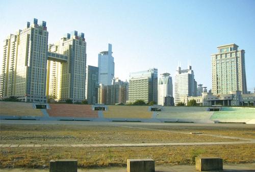 南宁民歌广场