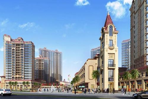 柳城桂泰商业广场