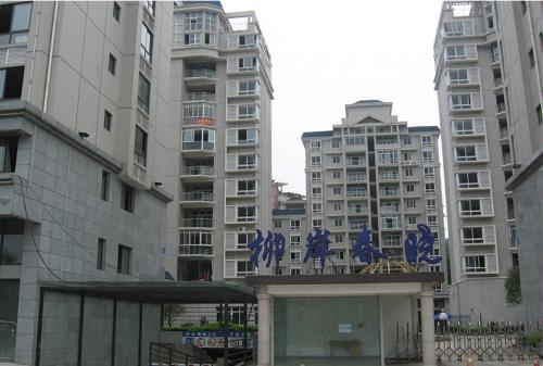 柳州柳岸春晓