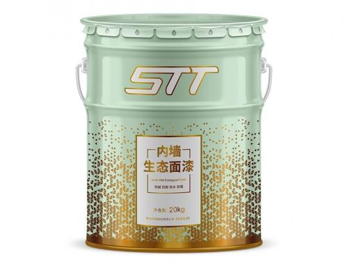 STT内墙生态面漆